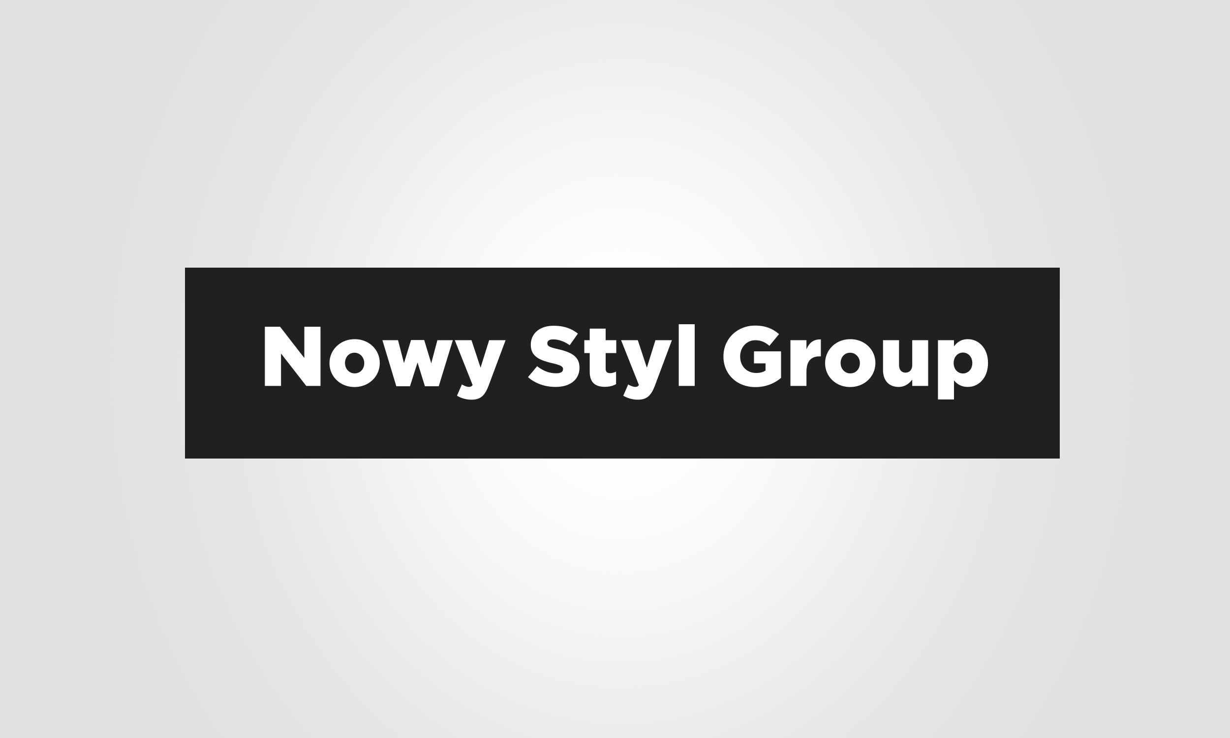 Redesign Of Nowy Styl Group S Logo News
